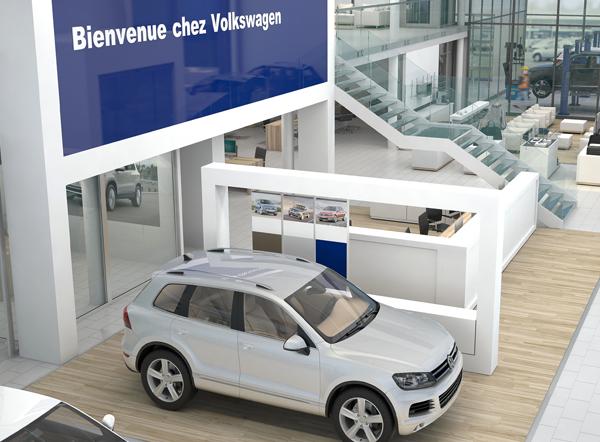 SEB Motors Skoda Volkswagen agence
